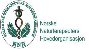 Logo Norske Naturterapeuters Hovedorganisasjon (NNH)